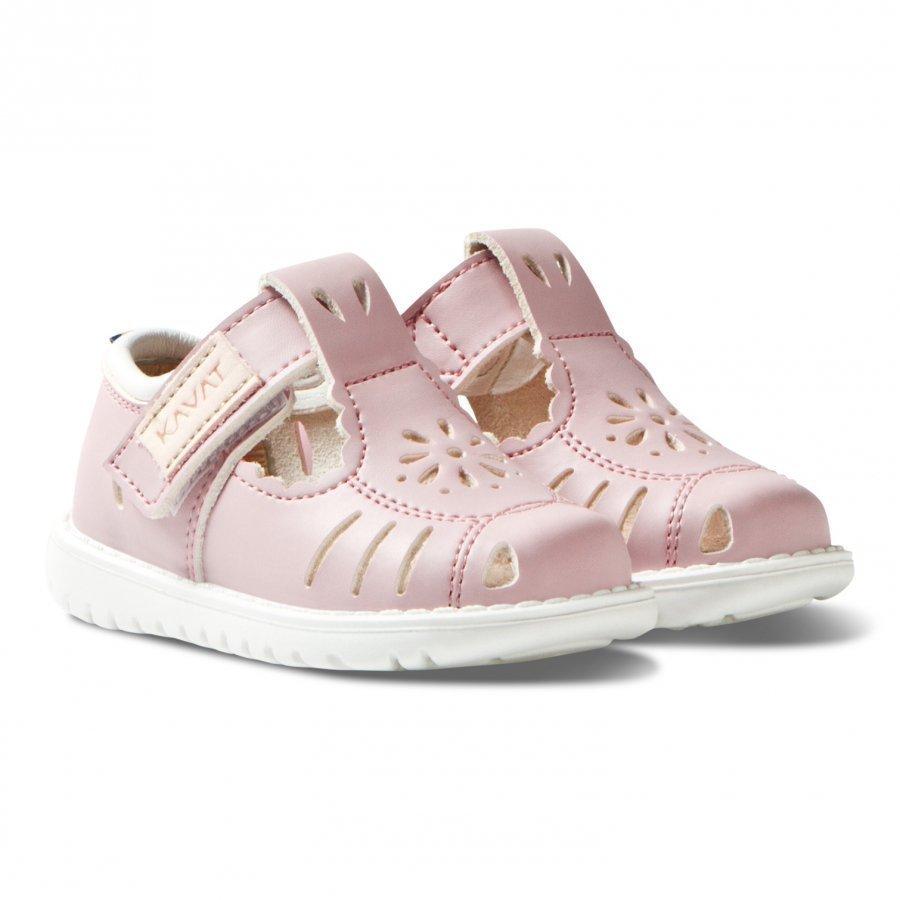 Kavat Blombacka Xc Sandals Pink Remmisandaalit