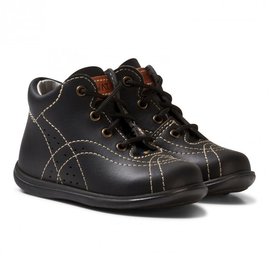 Kavat Edsbro Xc Black Klassiset Kengät