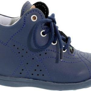Kavat Ensiaskelkengät Nahkaa Edsbro Blue