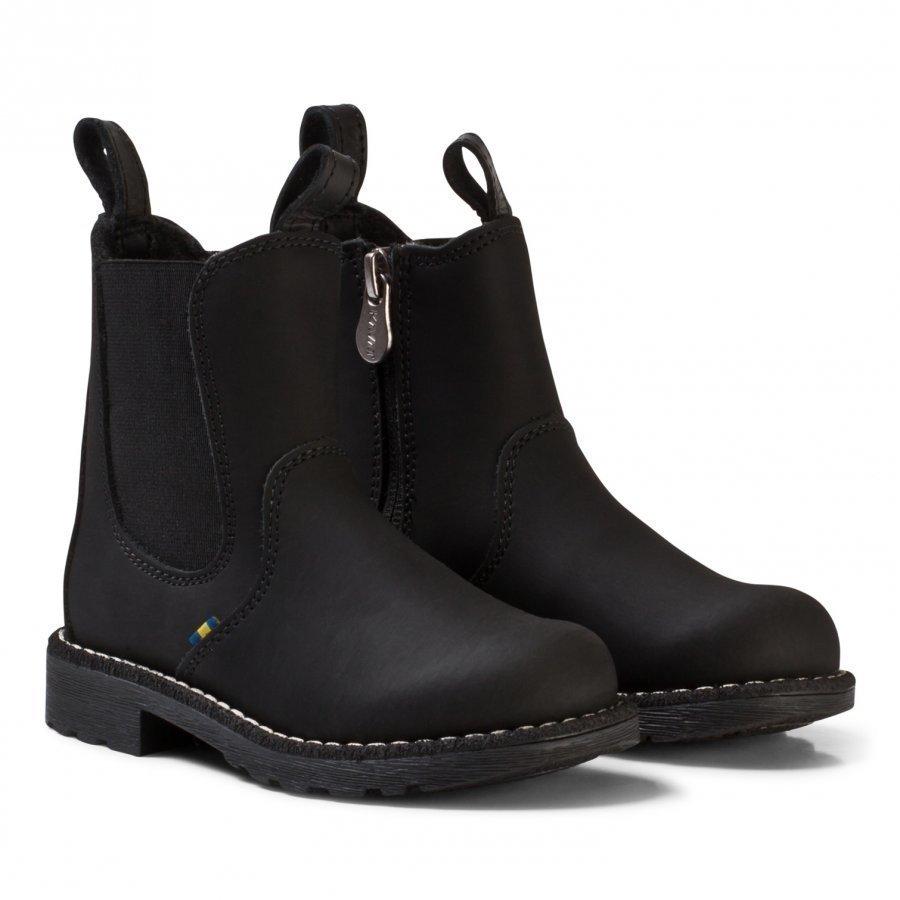 Kavat Husum Xc Boots Black Nilkkurit