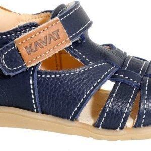 Kavat Sandaalit Nahkaa Rullsand Blue