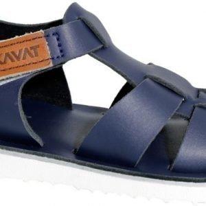 Kavat Sandaalit Suljettu kärki Nahkaa Byske Blue