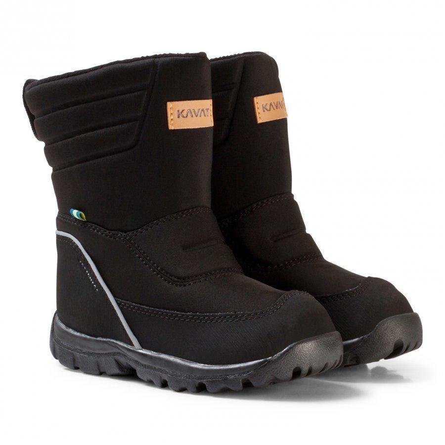 Kavat Voxna Wp Winter Boots Black Talvisaappaat