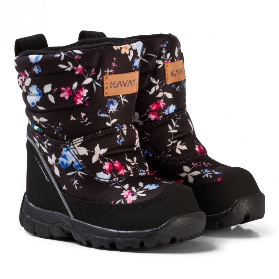 Kavat Voxna Wp Winter Boots Floral Talvisaappaat