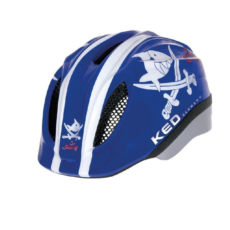 Ked Meggy Lasten Pyöräilykypärä Original Sharky Blue Xs