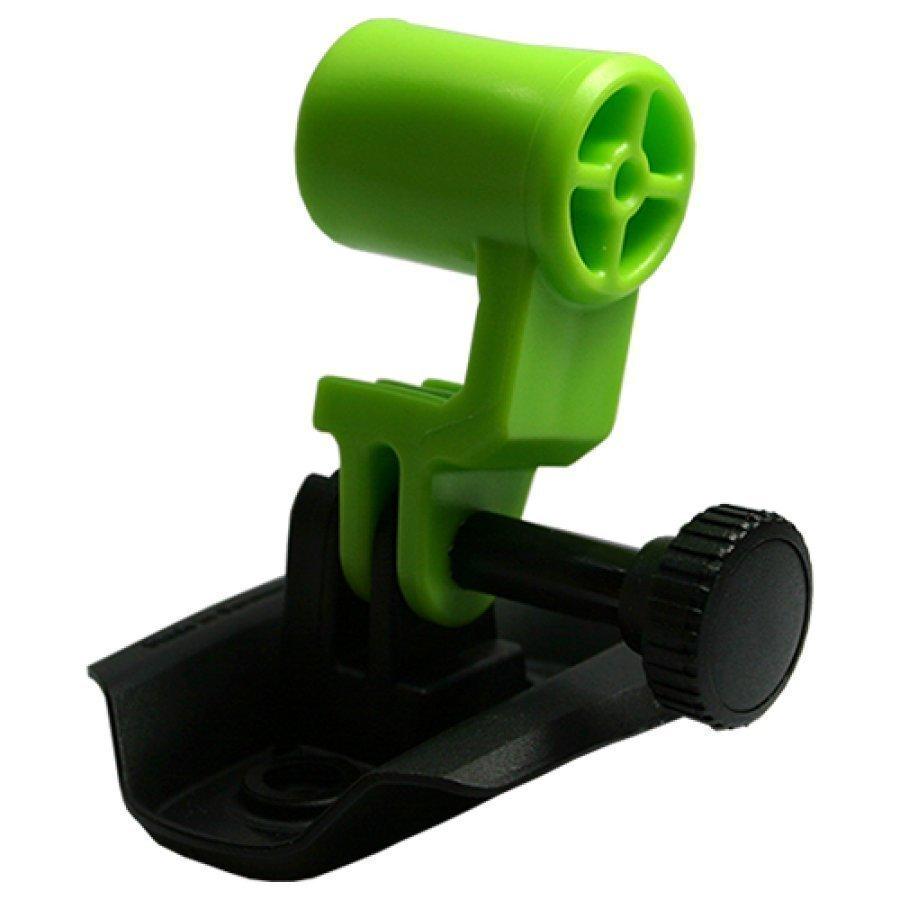 Ked Trailon Actioncam Kameranpidike Kypärään Green