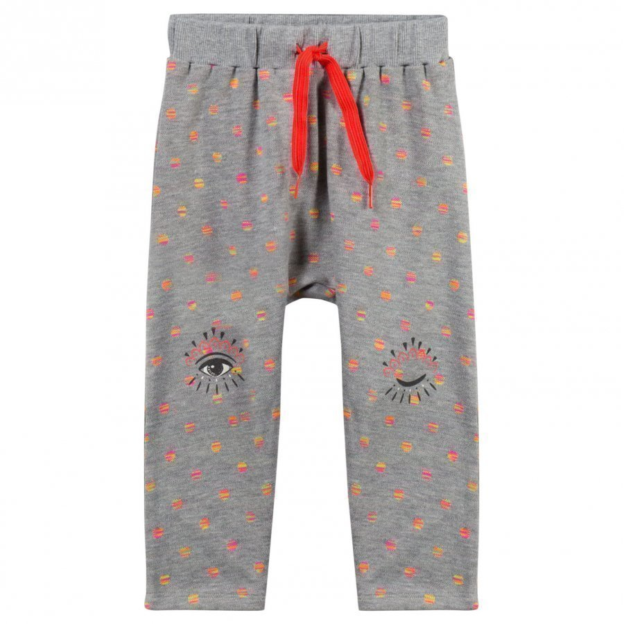 Kenzo Alyss Pants Marl Grey Housut