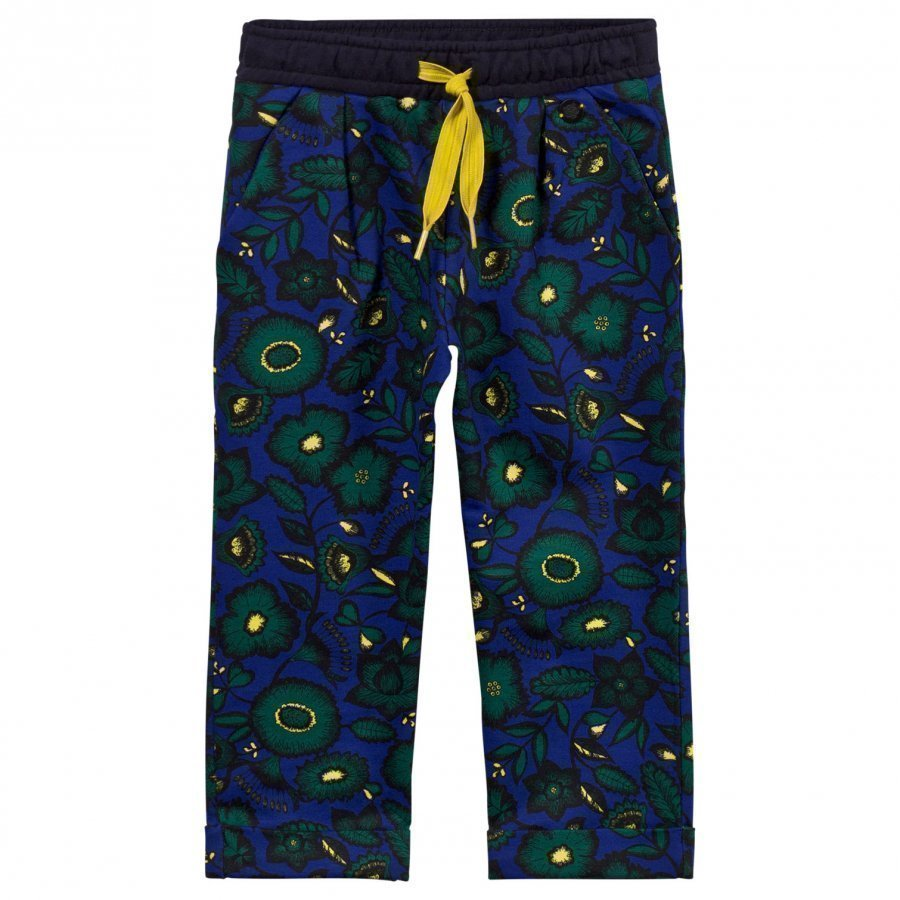 Kenzo Anoushka Sweat Pants Midnight Blue Housut