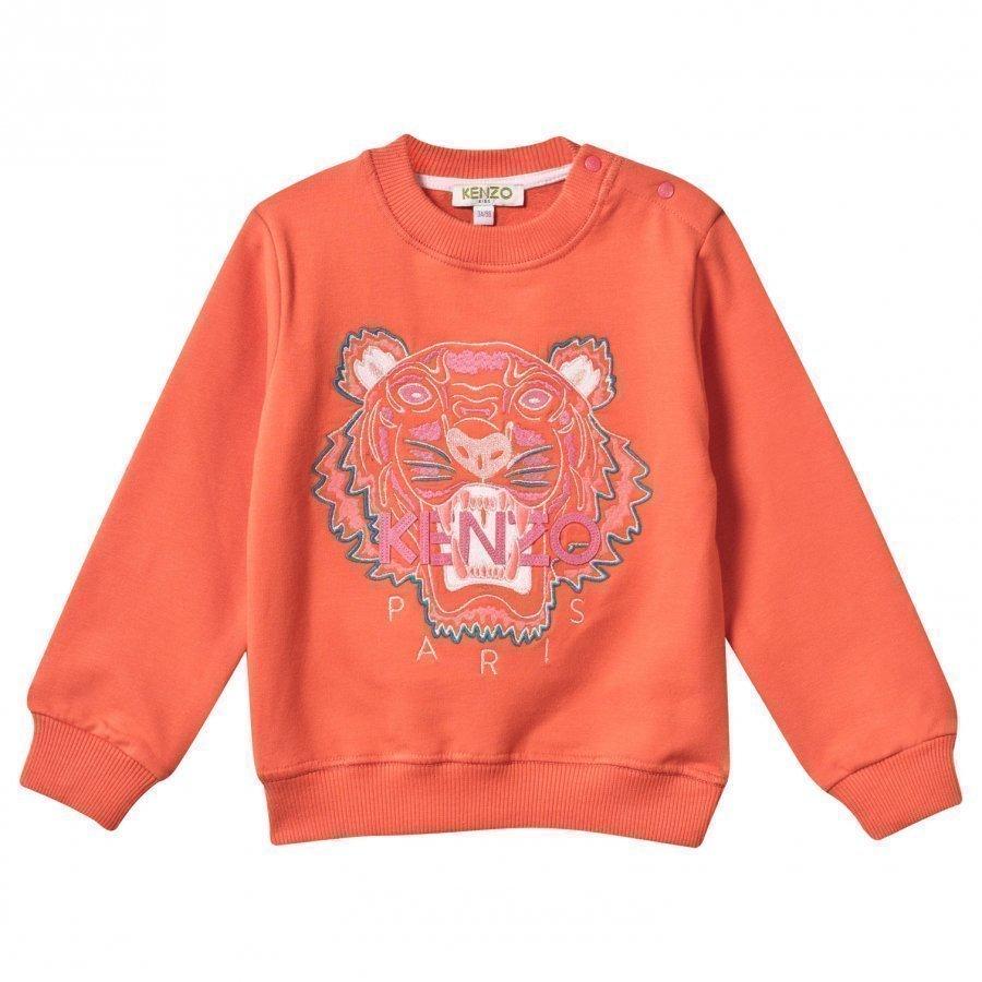 Kenzo Anthea Sweatshirt Apricot Oloasun Paita