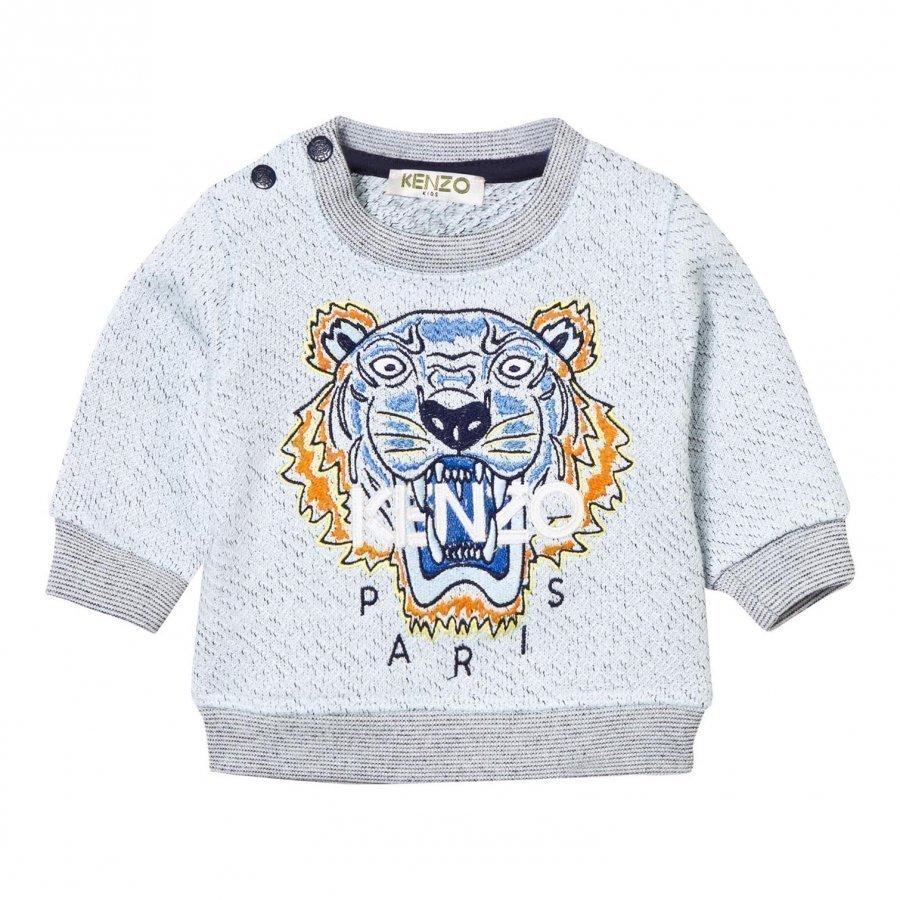 Kenzo Grey Marl Sweatshirt Oloasun Paita