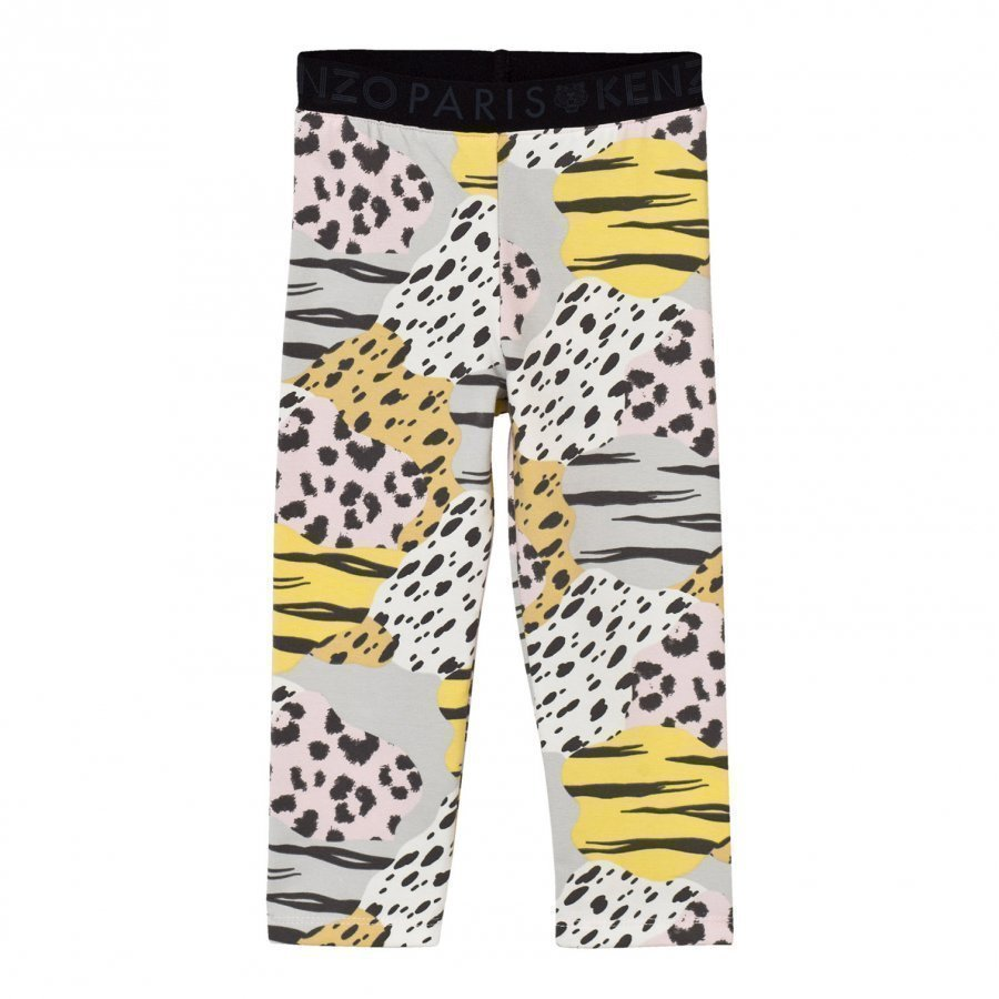 Kenzo Multi Tiger Print Leggings Legginsit