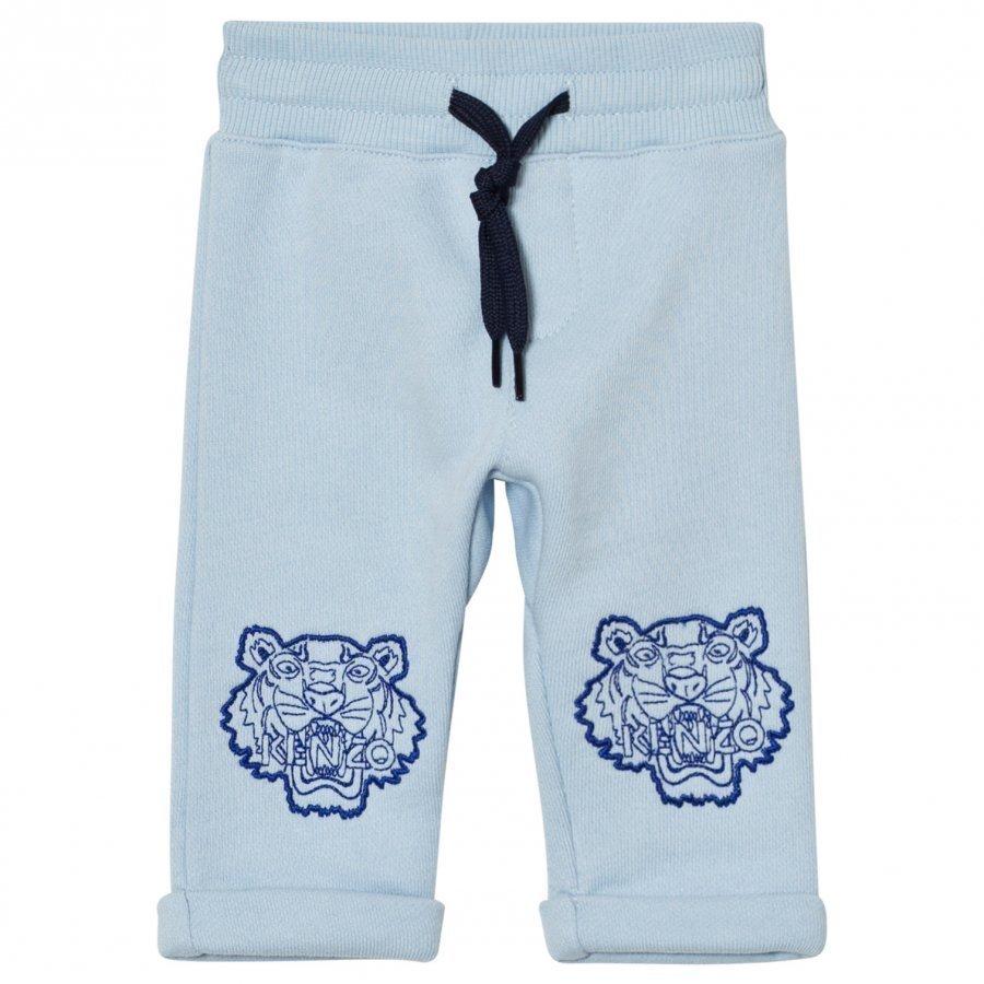 Kenzo Pale Blue Tiger Sweat Pants Oloasun Paita