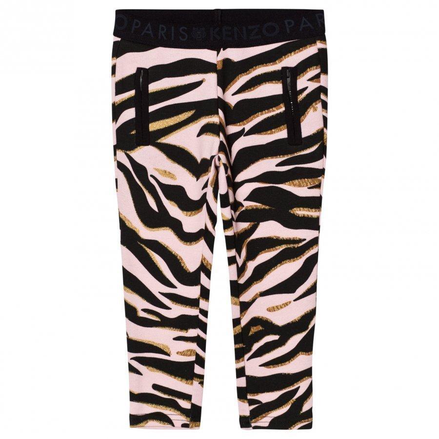 Kenzo Pink Tiger Pattern Jegging Legginsit