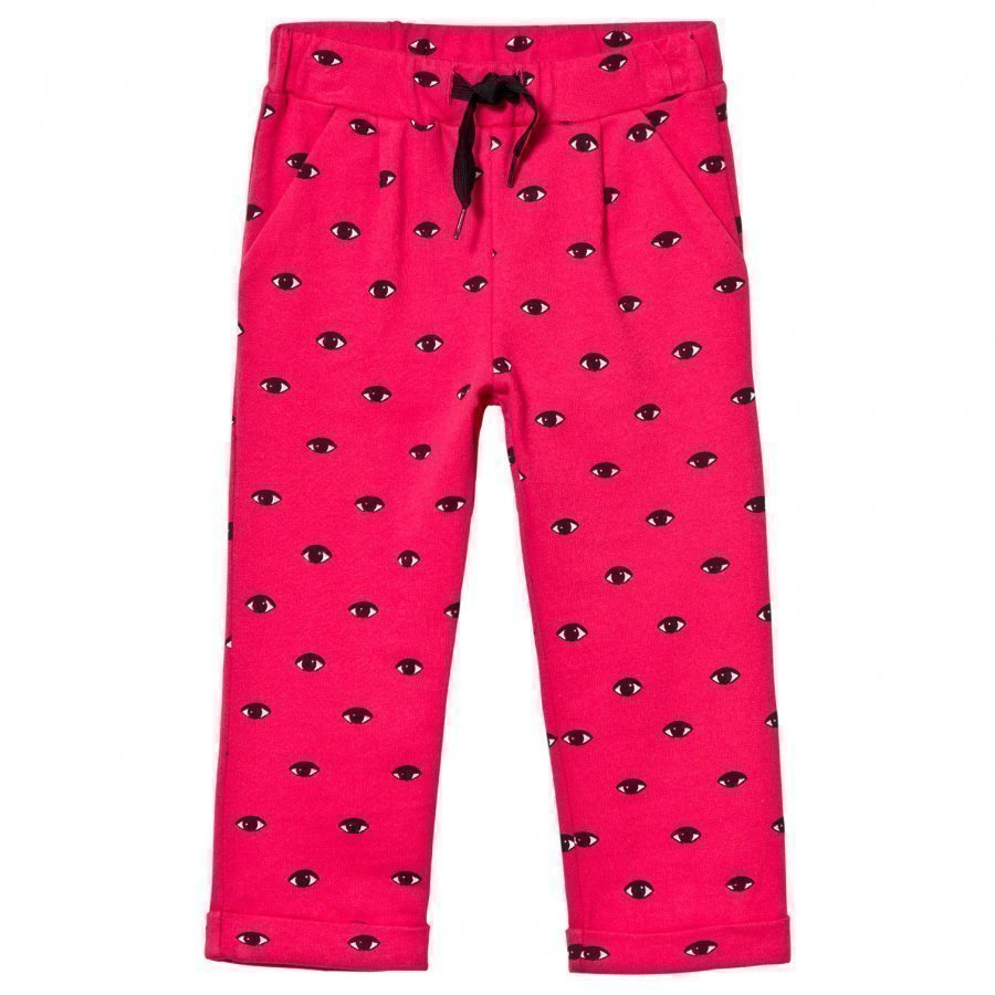 Kenzo Tracksuit Pants Hot Pink Housut