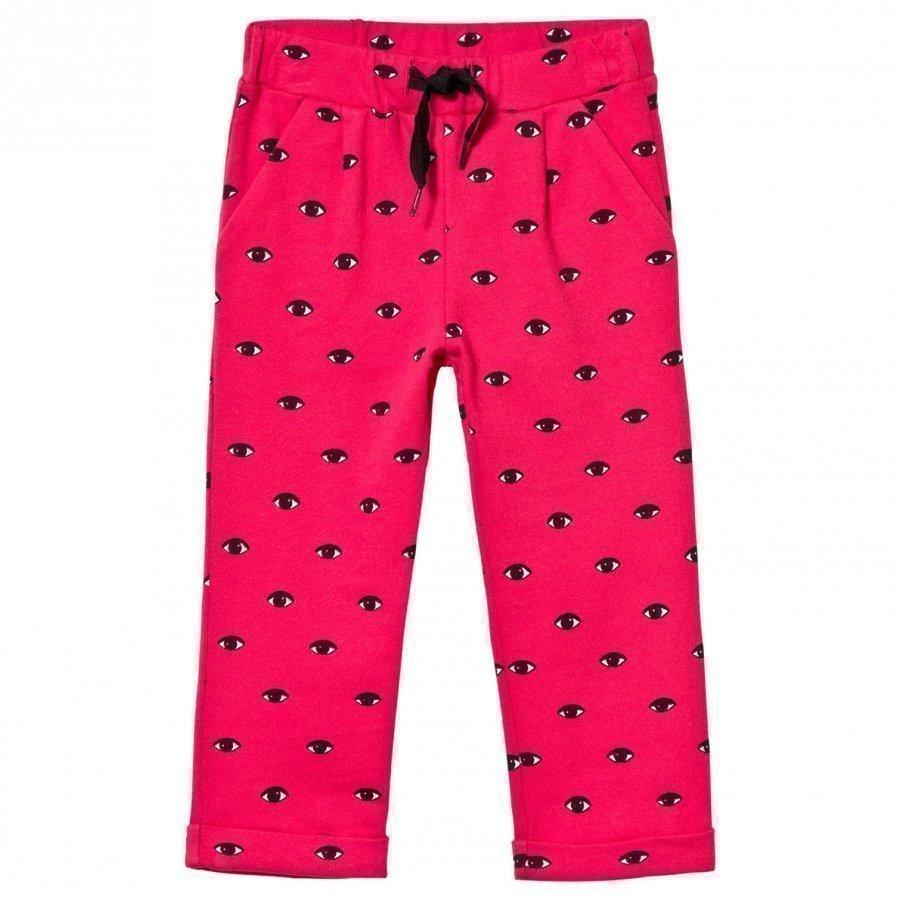 Kenzo Tracksuit Pants Hot Pink Housut