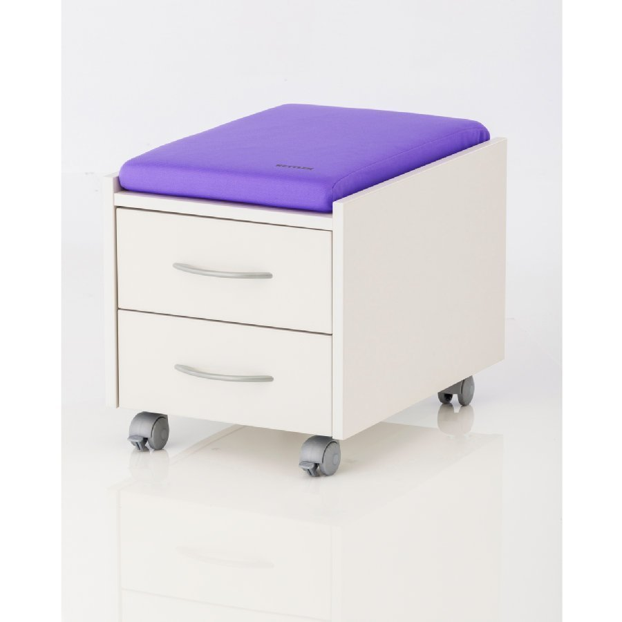 Kettler Istuintyyny Logo Trio Box / Sit On Liila