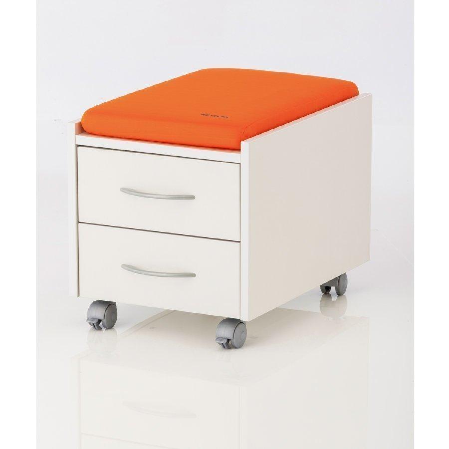 Kettler Istuintyyny Logo Trio Box / Sit On Oranssi