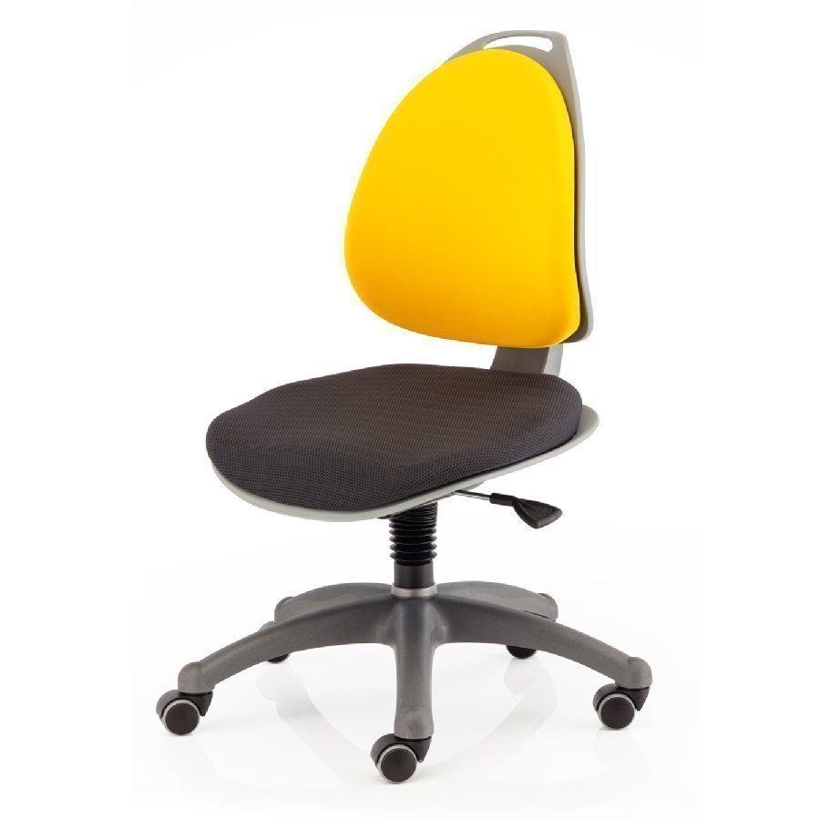 Kettler Kirjoituspöydän Tuoli Berri Keltainen / Antrasiitti