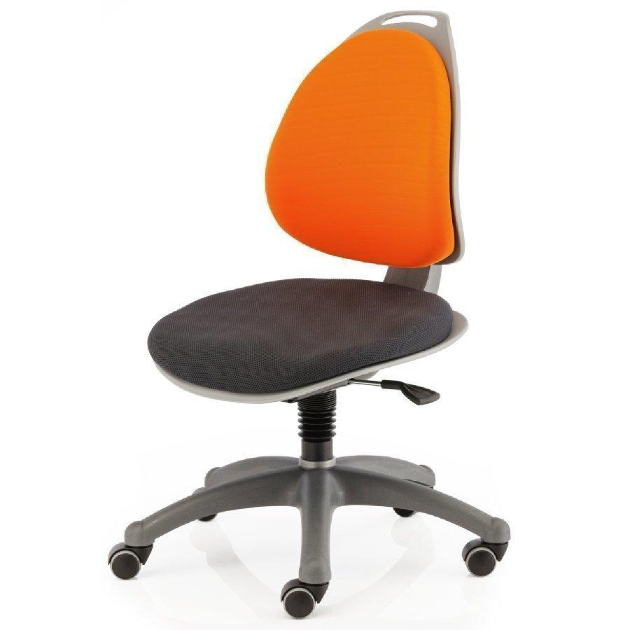Kettler Kirjoituspöydän Tuoli Berri Oranssi / Antrasiitti
