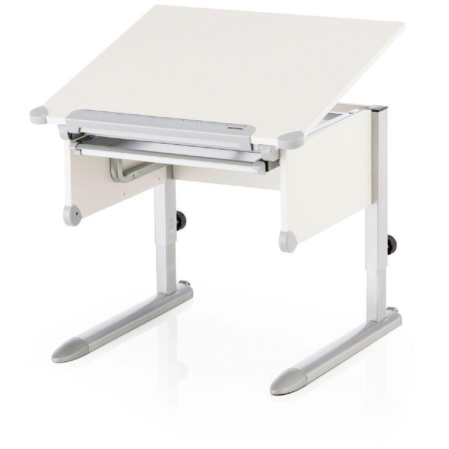 Kettler Kirjoituspöytä Little Valkoinen / Hopea