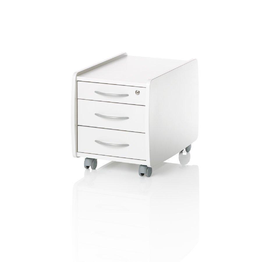 Kettler Logo Trio Box Lipasto Valkoinen