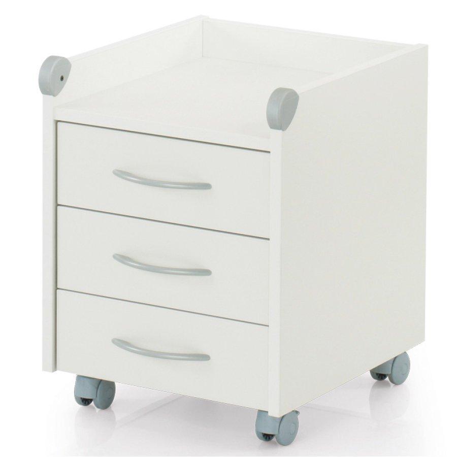 Kettler Rullalaatikko Roll On Valkoinen