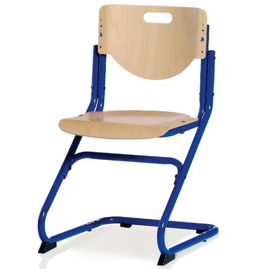 Kettler Tuoli Chair Plus Pyökki / Sininen 06725 040