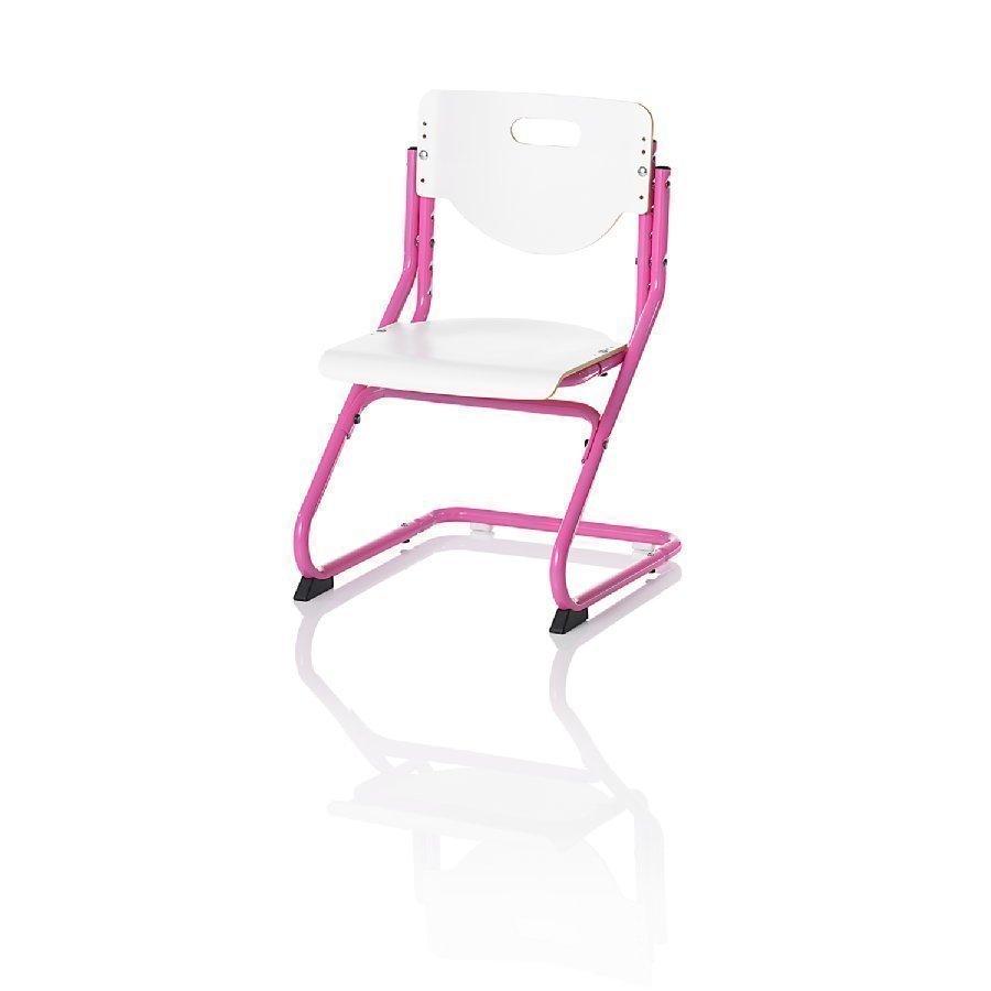 Kettler Tuoli Chair Plus Valkoinen / Pinkki