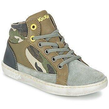 Kickers LYNX korkeavartiset kengät