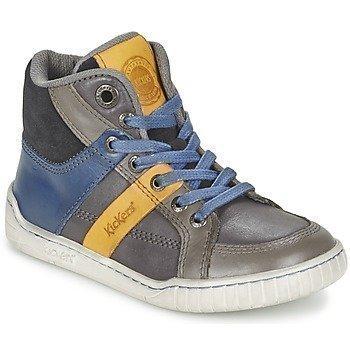 Kickers WINCUT korkeavartiset kengät