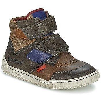 Kickers WINSOR korkeavartiset kengät
