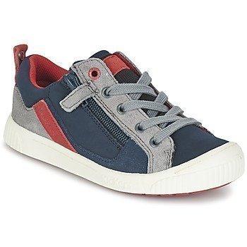 Kickers ZIGZAGUER matalavartiset kengät