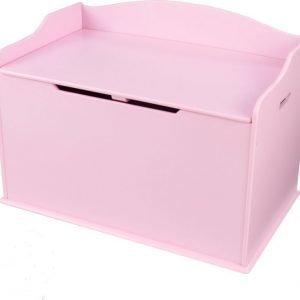 KidKraft Puinen kirstu Austin Vaaleanpunainen