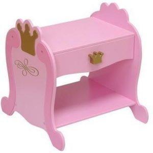 KidKraft Yöpöytä Princess