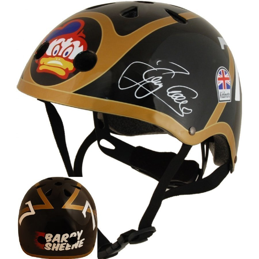 Kiddimoto Kypärä Limited Edition Hero Barry Sheene M