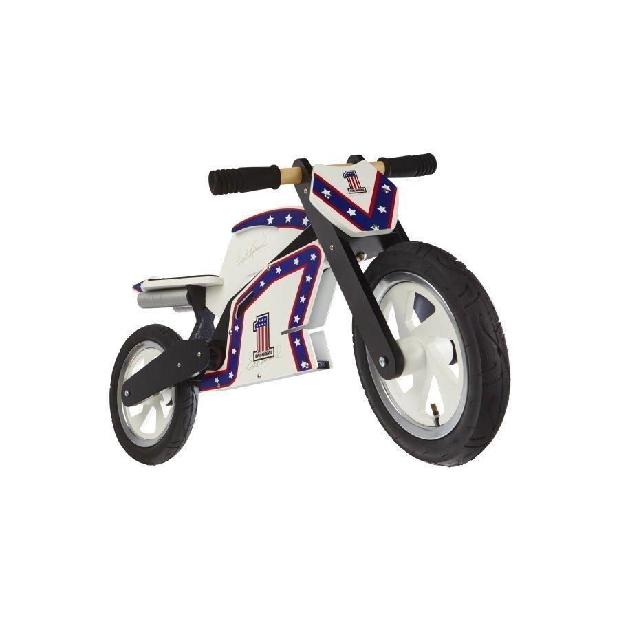 Kiddimoto Potkupyörä Heroes Superbike Evel Knievel