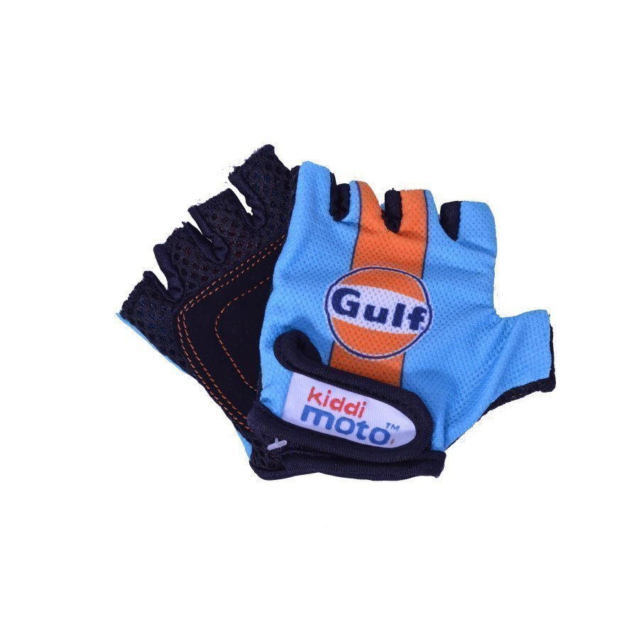 Kiddimoto Pyöräilyhanskat Design Sport Gulf Oil M