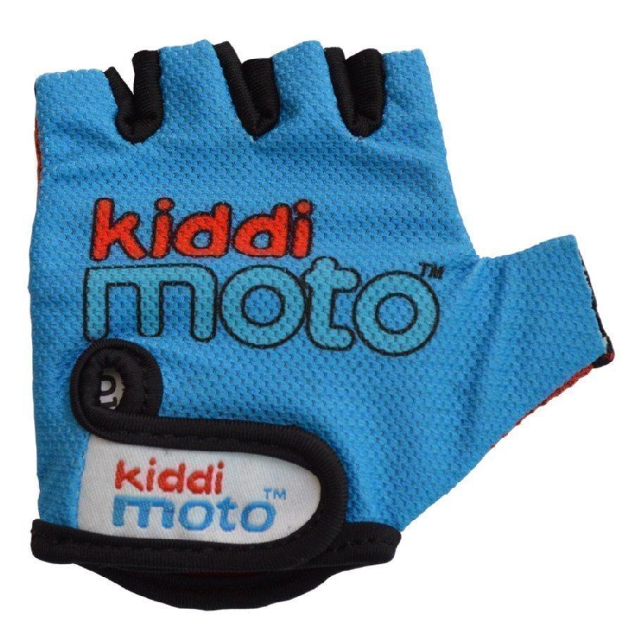 Kiddimoto Pyöräilyhanskat Design Sport Sininen S