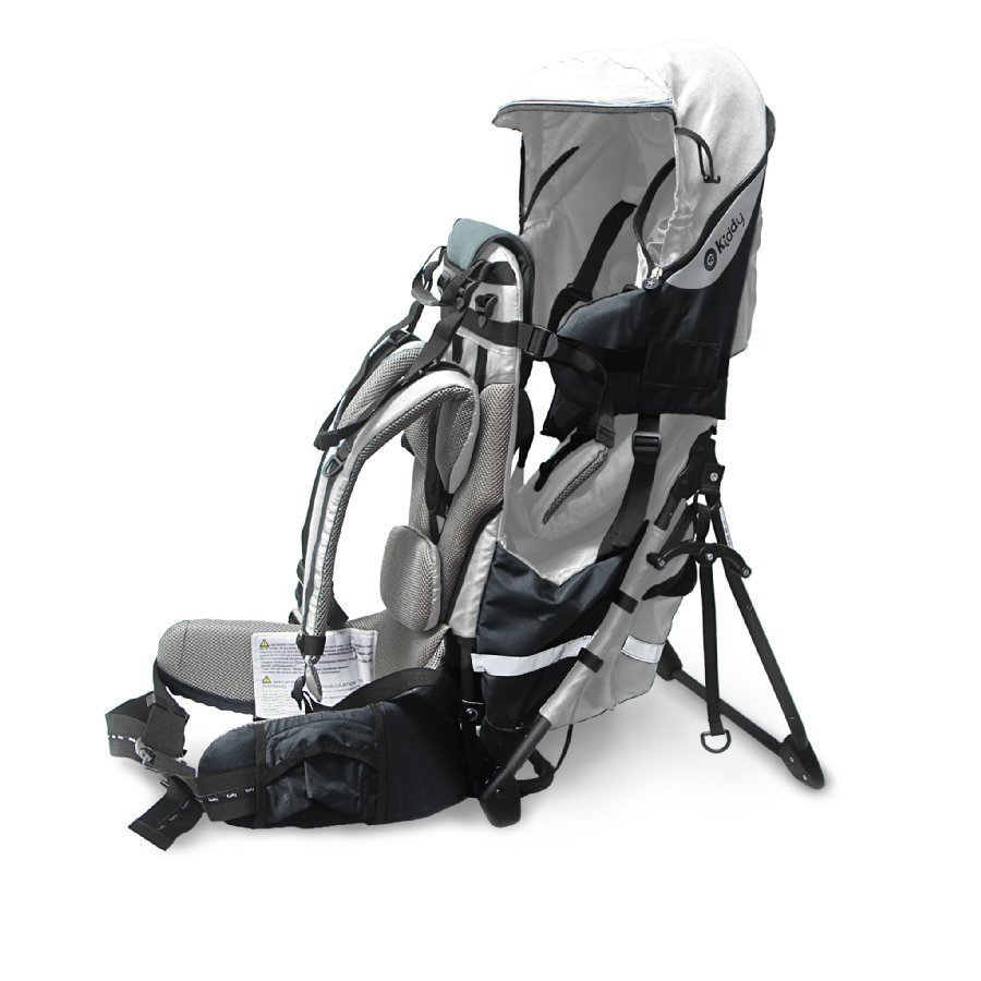 Kiddy Adventure Pack Kantorinkka Light Grey