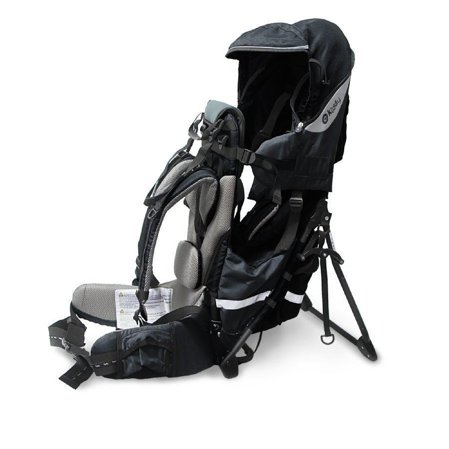 Kiddy Adventure Pack Kantorinkka Onyx Black