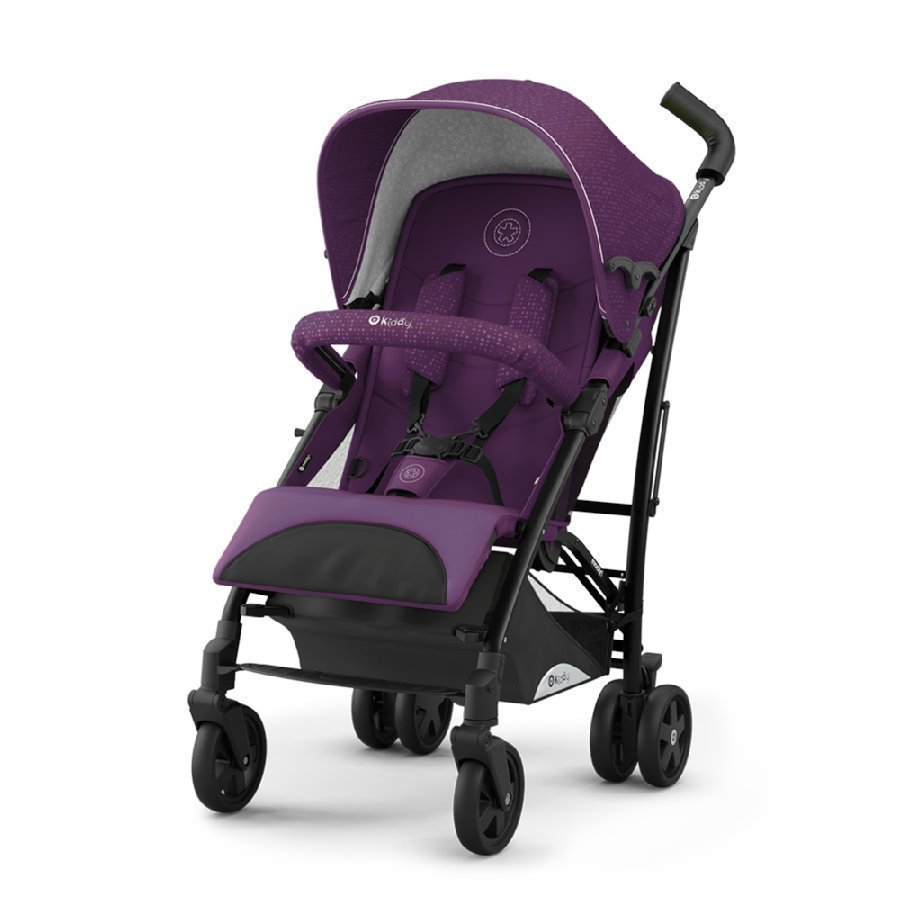Kiddy Evocity 1 Royal Purple Lastenrattaat