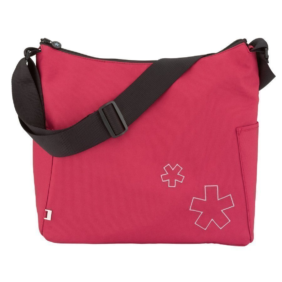 Kiddy Hoitolaukku Babybag Cranberry
