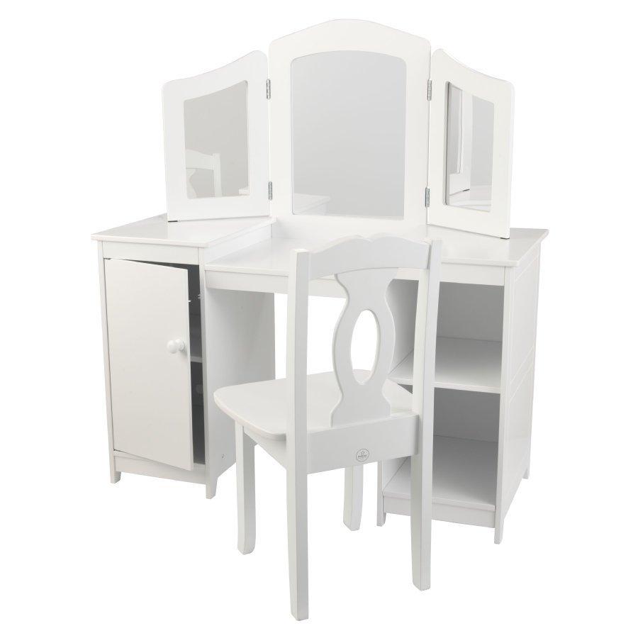 Kidkraft Kampauspöytä Ja Tuoli Luxus