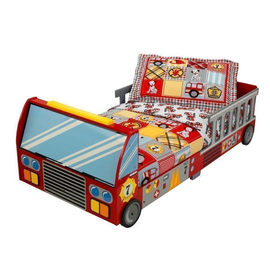 Kidkraft Lastensänky Paloauto