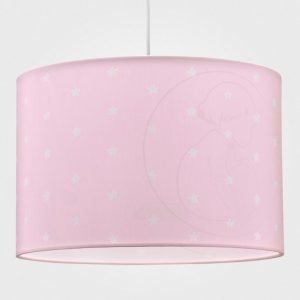 Kids Concept Barnkammaren Ceiling Lamp Pink Pöytävalaisin