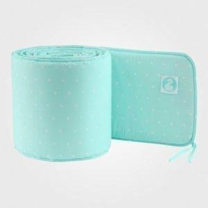Kids Concept Barnkammaren Crib Bumper Mint Pinnasängyn Suoja