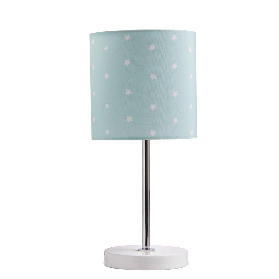Kids Concept Barnkammaren Pöytälamppu Turkoosi