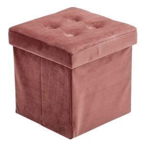Kids Concept Istuintyyny Säilytyksellä Vaaleanpunainen