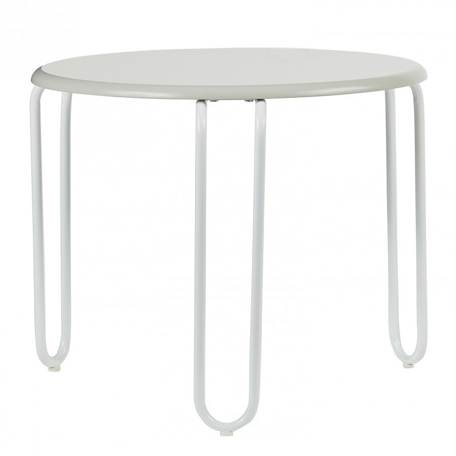 Kids Concept Linus Table Grey Pöytä