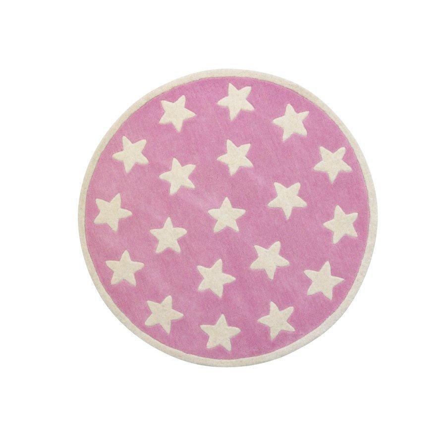 Kids Concept Matto Star Vaaleanpunainen